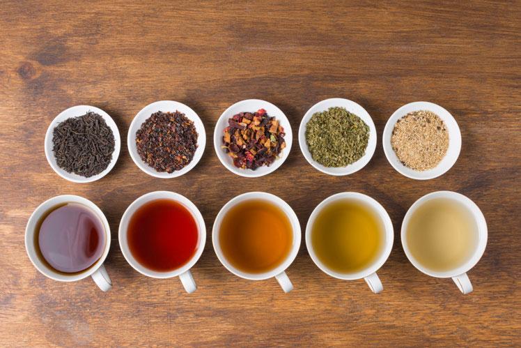 Вкусный и полезный чай