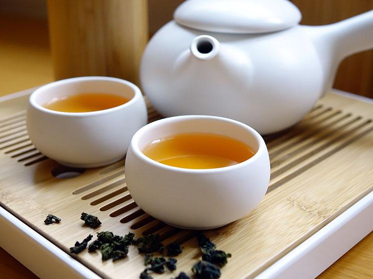 грузинский чай википедия
