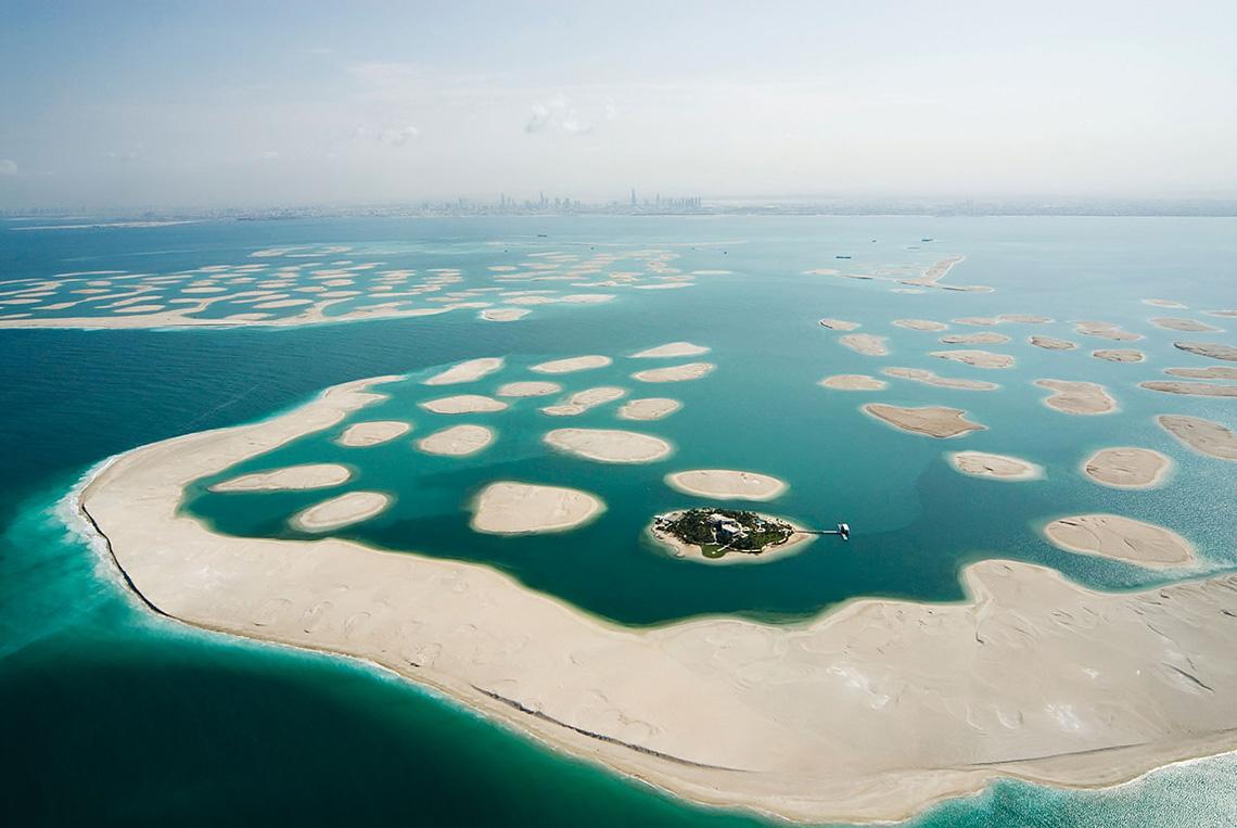 Искусственные острова картинки