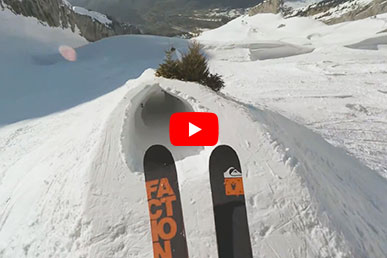 Видео «One of those days 3» от Candide Thovex