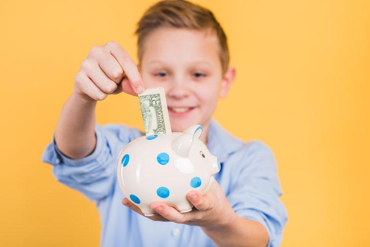 Картинки карманные деньги и младший школьник