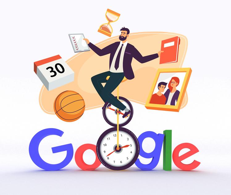 Система тайм-менеджмента от Google